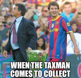 Taxman memes