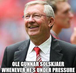 Under pressure memes