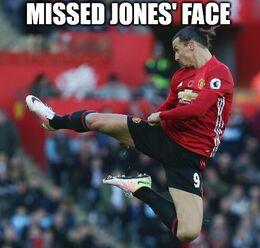 Jones face memes