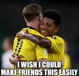 Make friends memes