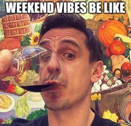 Weekend vibes memes