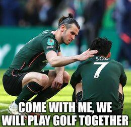 Will play golf memes