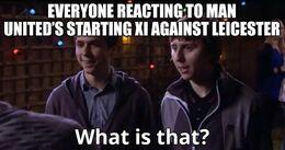 Reacting memes