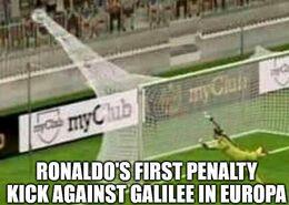 Penalty kick memes