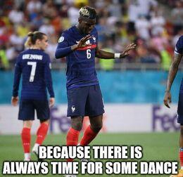 Some dance memes