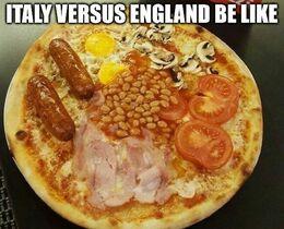 Versus england memes