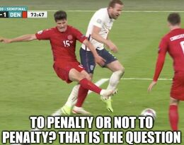 To penalty memes