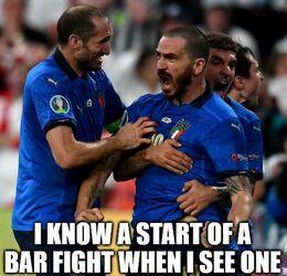 Bar fight memes