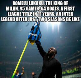 Inter legend memes