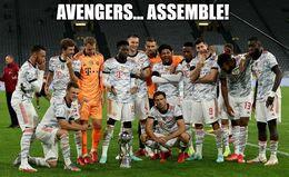 Avengers assemble funny memes