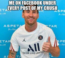 My crush memes