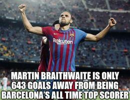 Top scorer memes