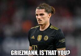 Griezmann memes