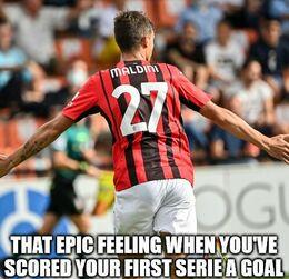 Serie a goal memes