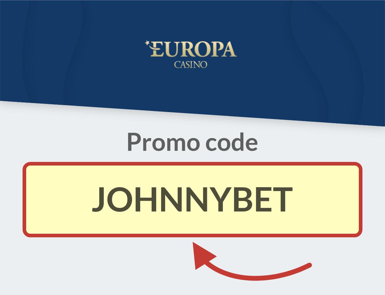Europa Casino Promo Code