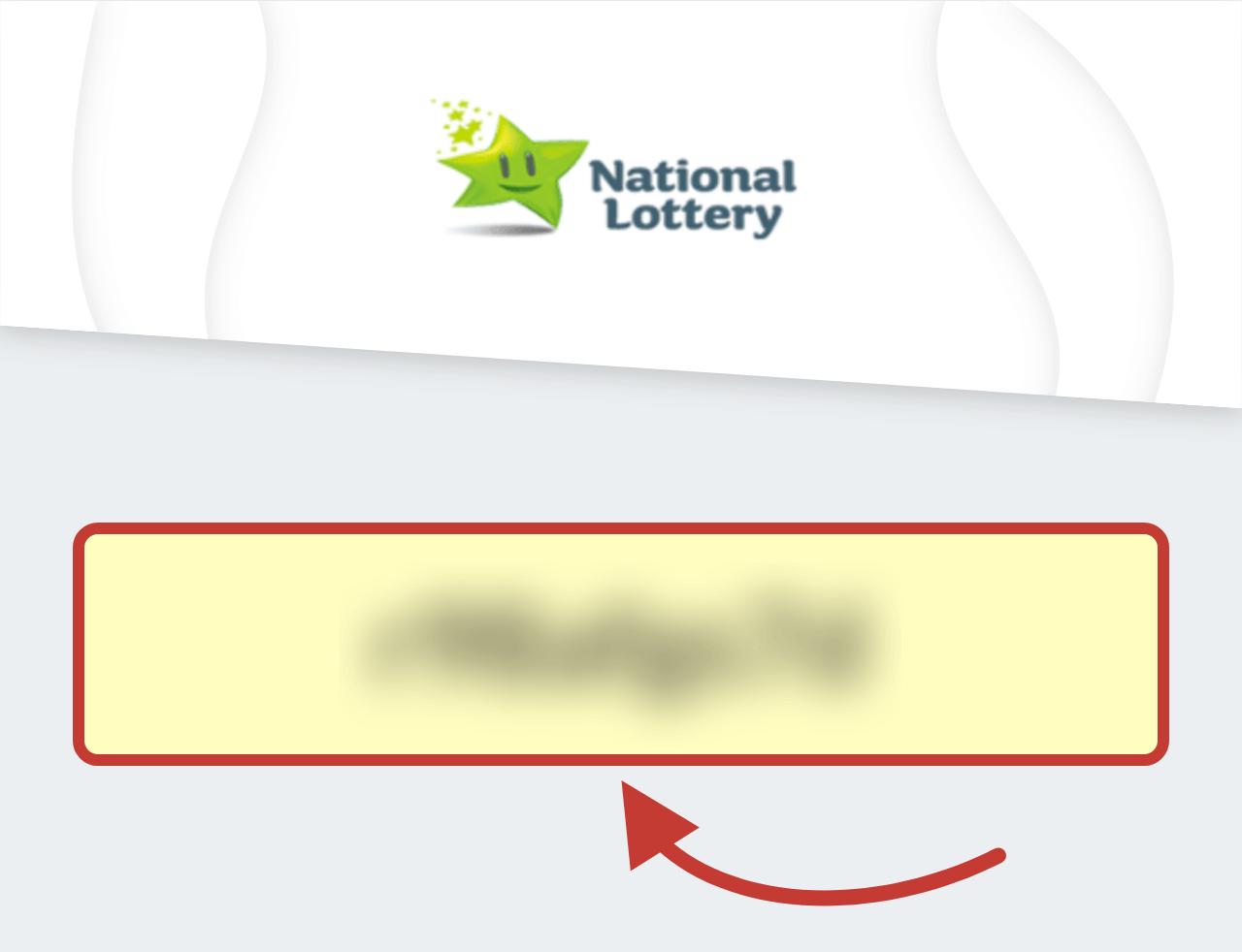 Irish National Lottery Bonus Code