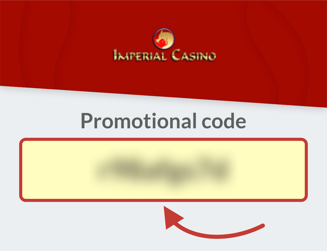 Imperial Casino Promotional Code