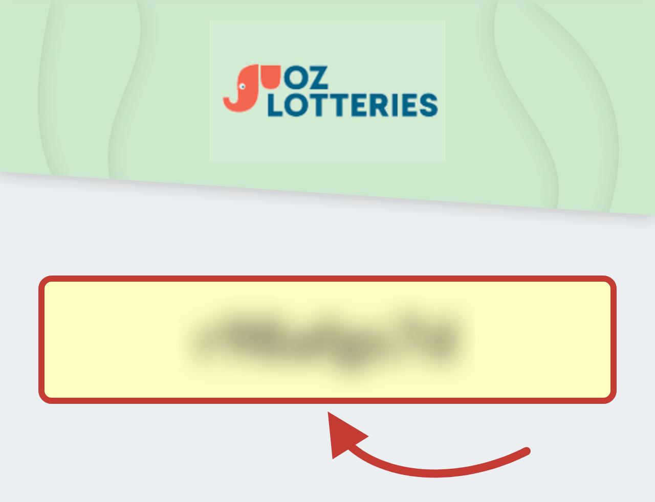 OZ Lotteries Promo Code