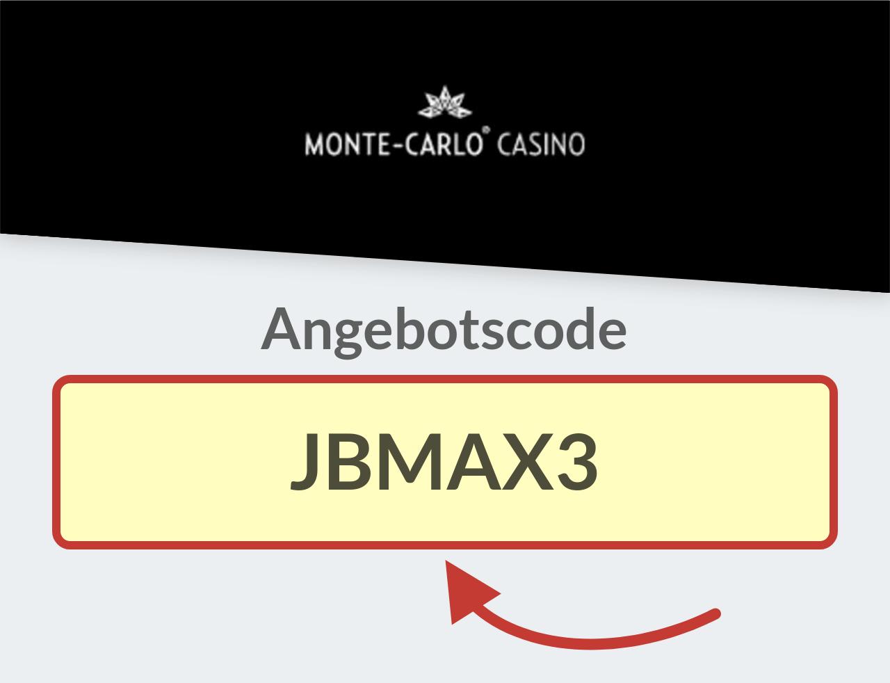 Monte-Carlo Casino Angebotscode