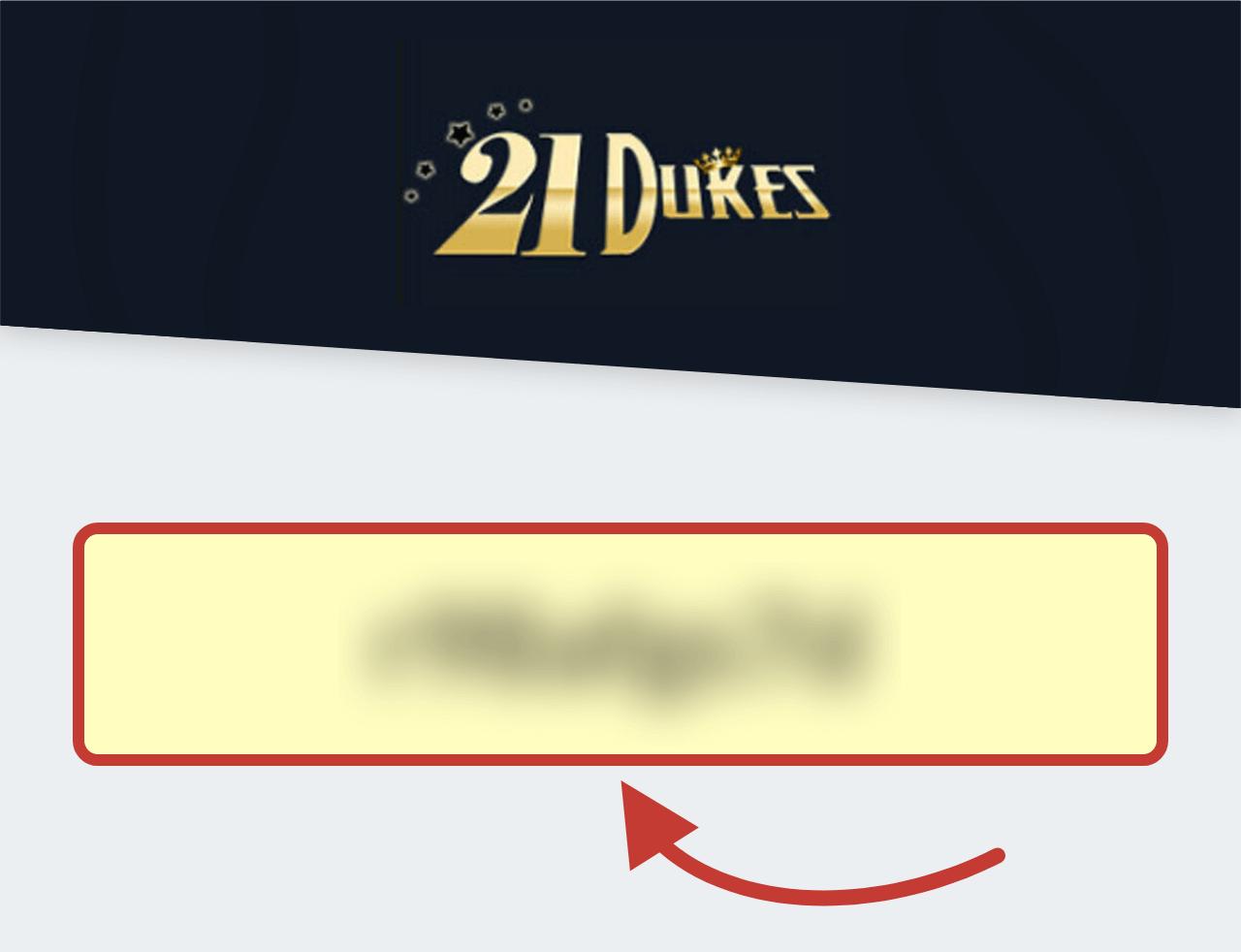21Dukes Casino Bonus Code