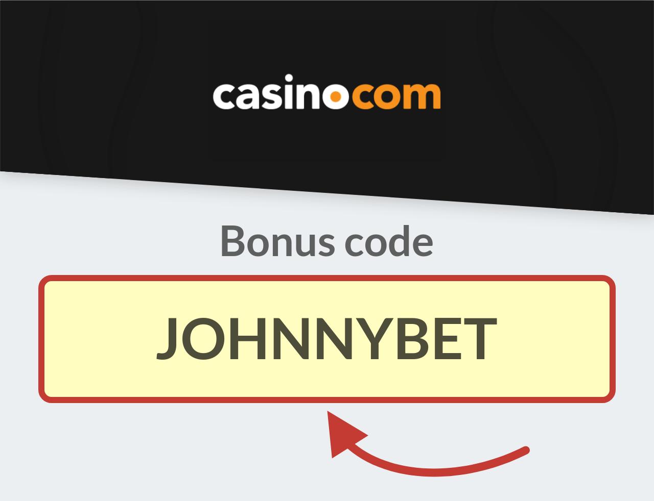 Casino.comPromotivni Kod