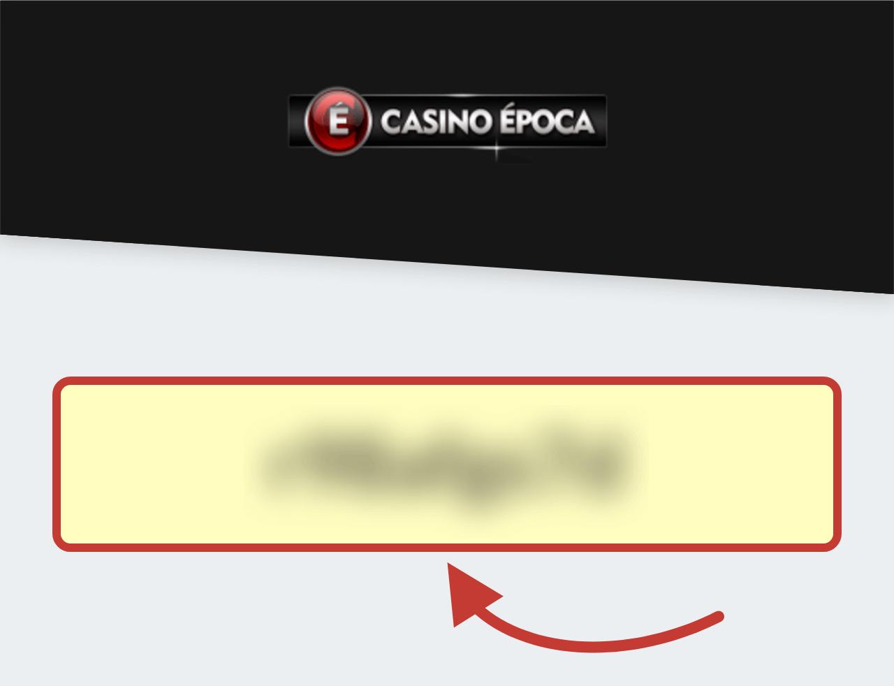 Código Promocional Casino Época