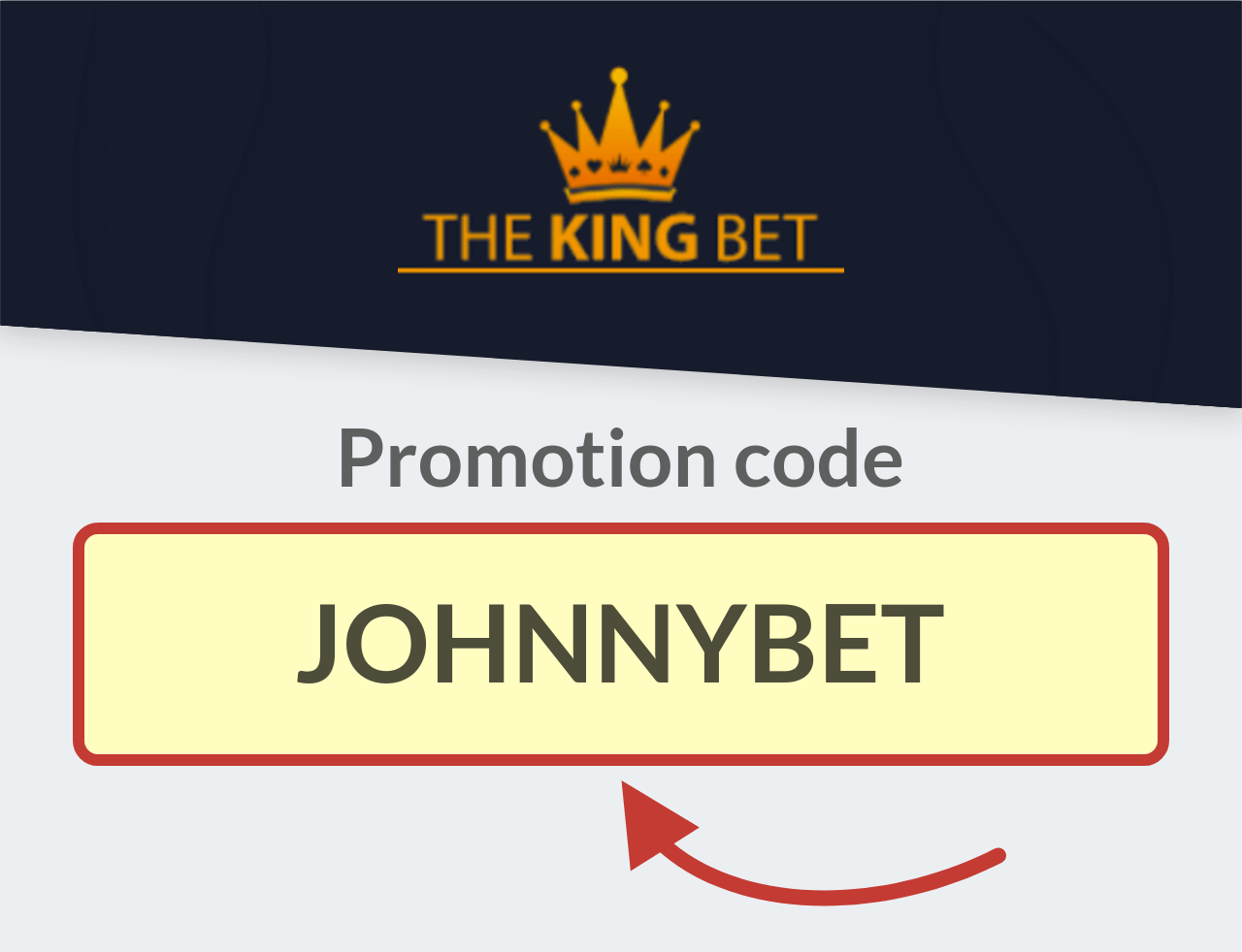 The King Bet Promo Code