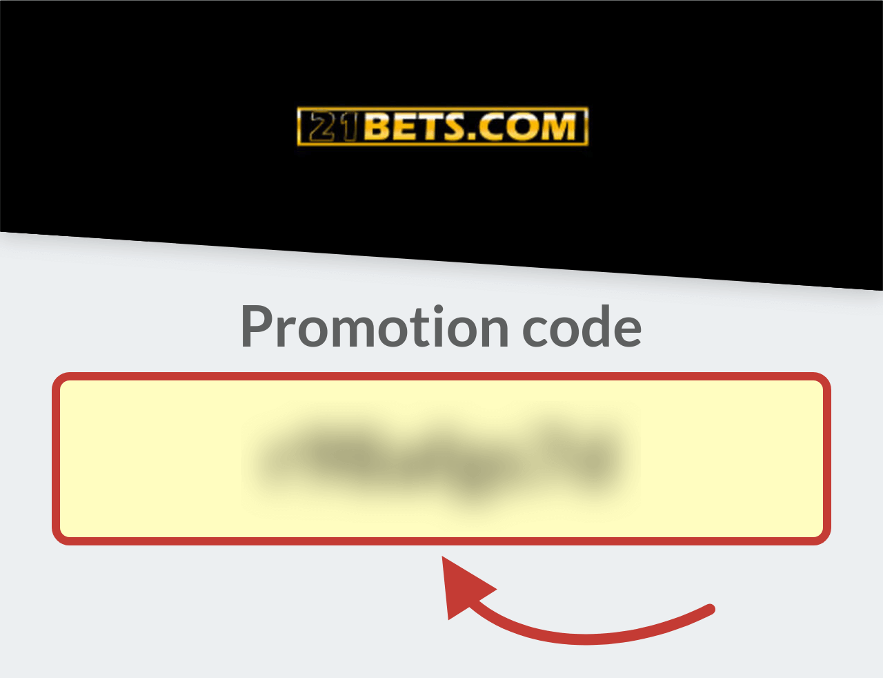 21bets Promotion Code