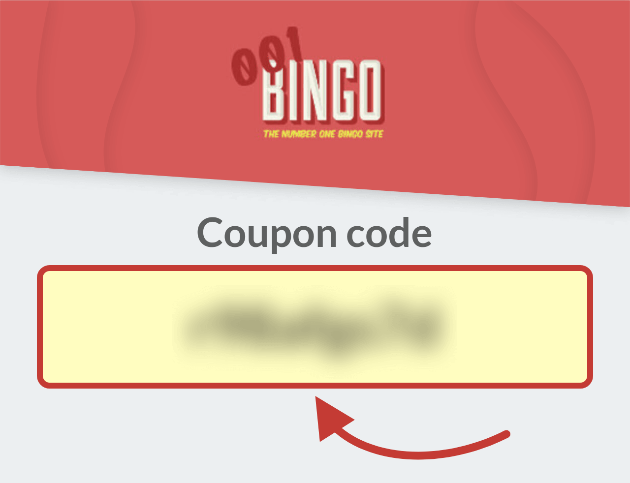 001 Bingo Coupon Code