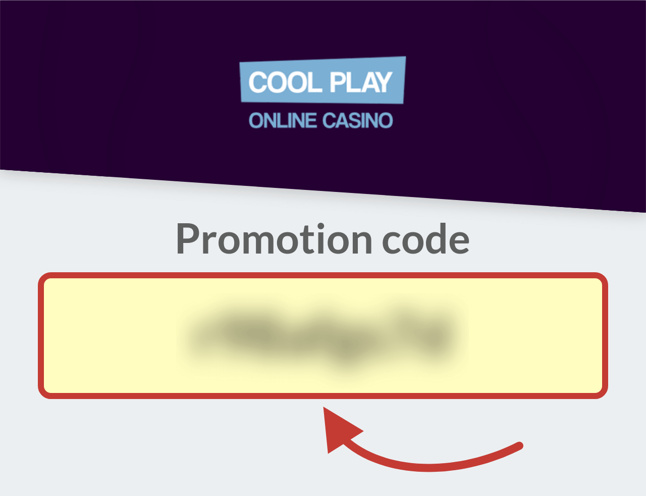 Cool Play Casino Promotion Code
