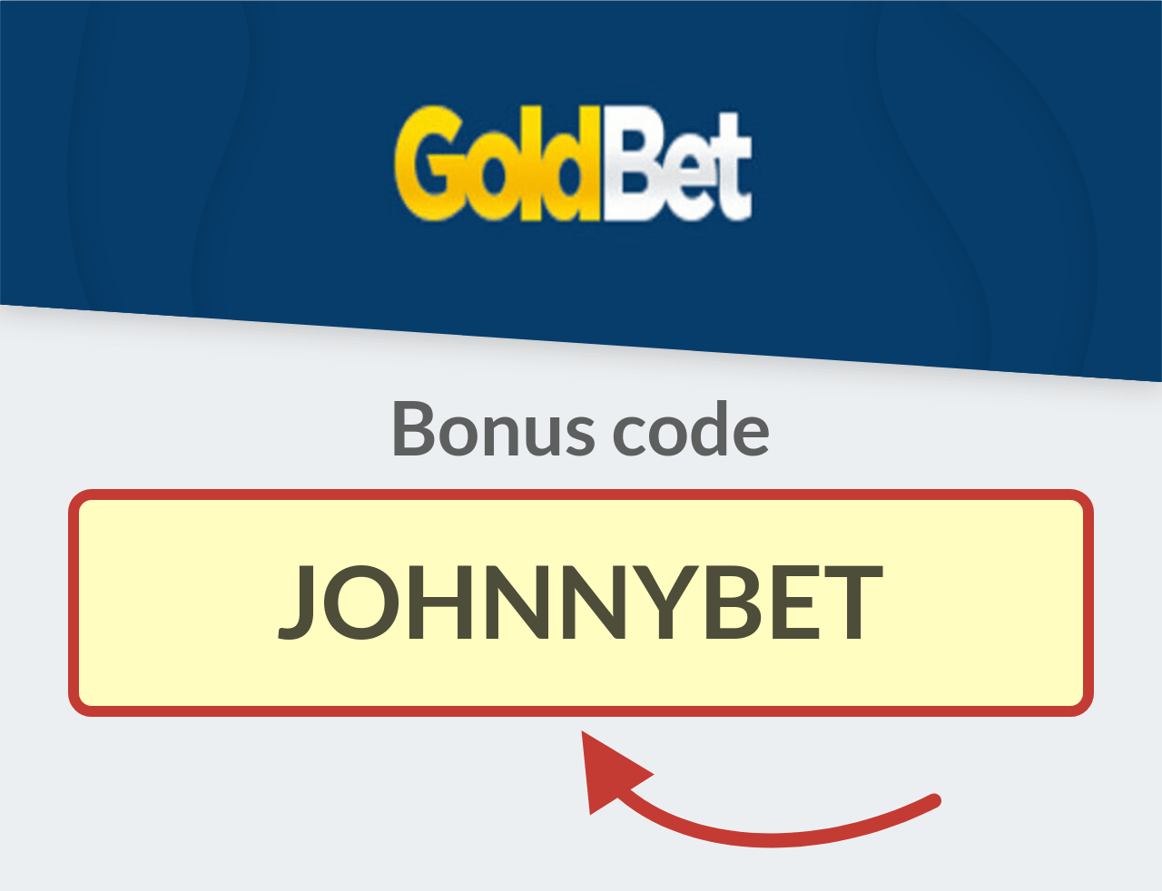 Goldbet Bonus Code