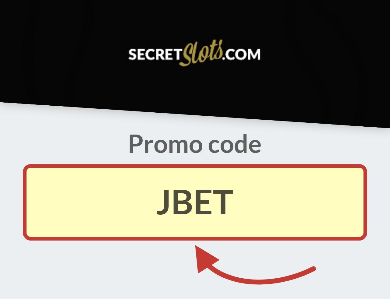Secret Slots Promo Code