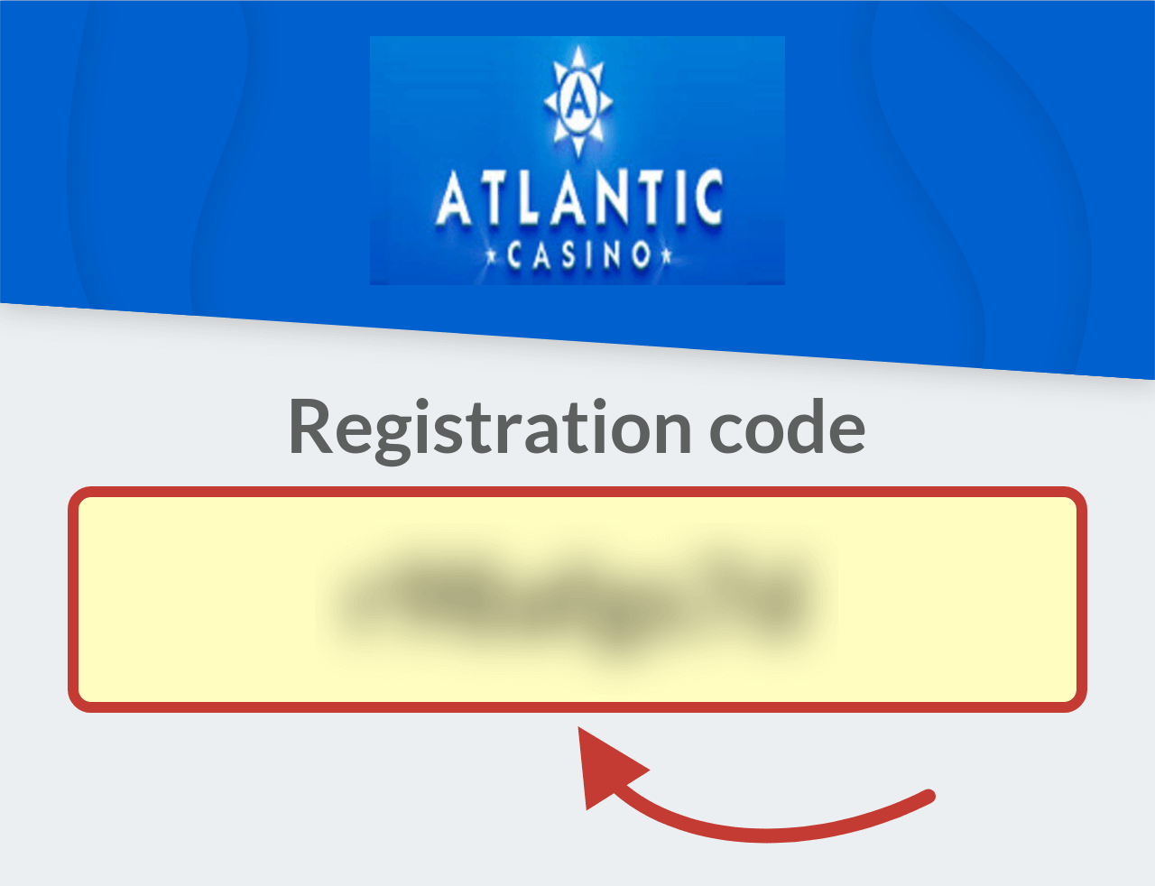 Atlantic Casino Bonus Code