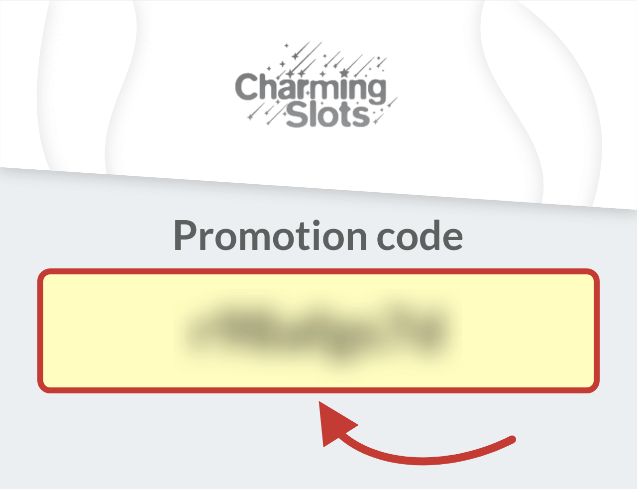 Charming Slots Casino Promotion Code