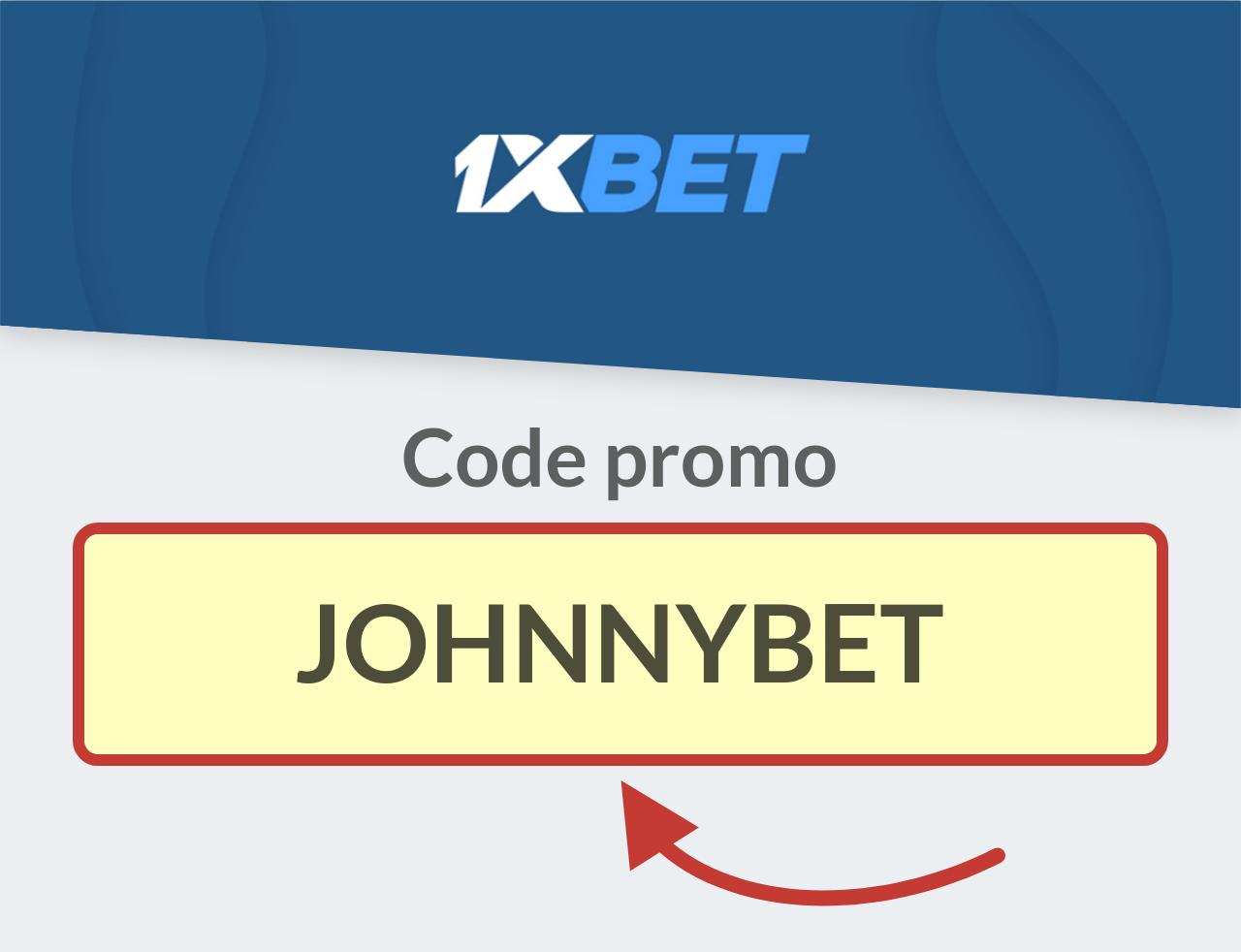 Code Promo 1XBET