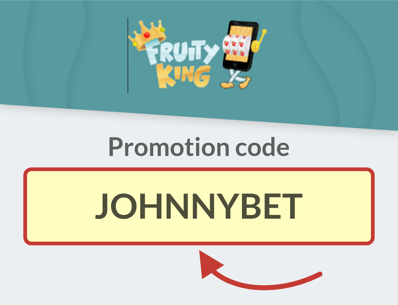 Fruity King Casino Promotion Code