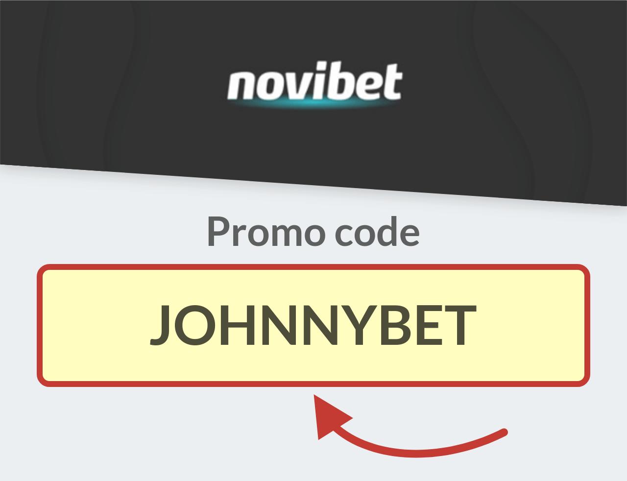 Novibet Promo Code