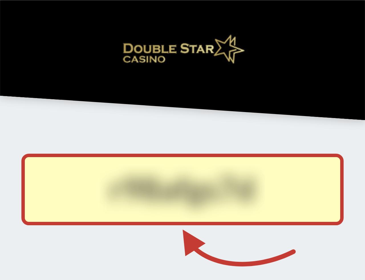 DoubleStar Casino Kód Bonusu