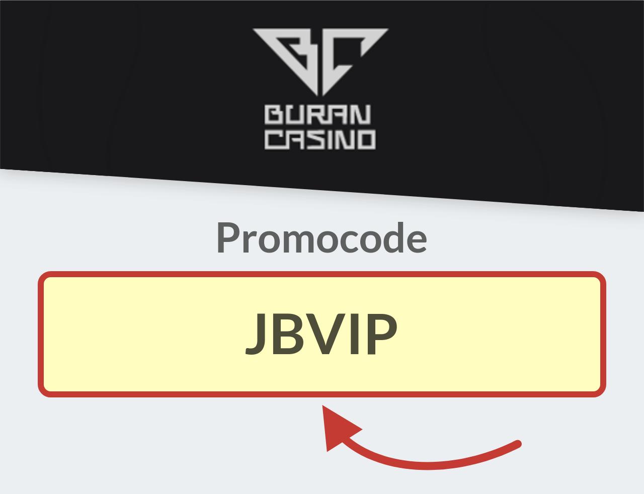 Buran Casino Promo Code