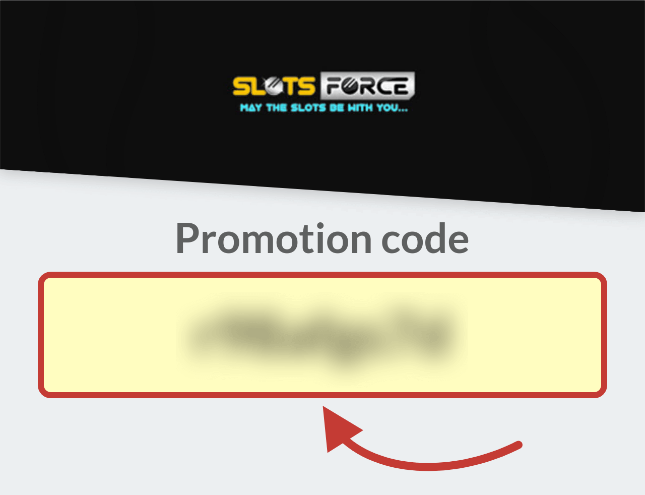 Slots Force Casino Promotion Code
