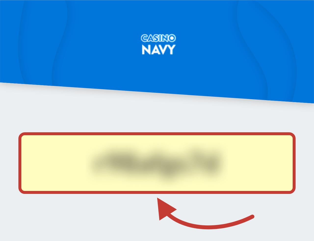 Casino Navy Bonus Code