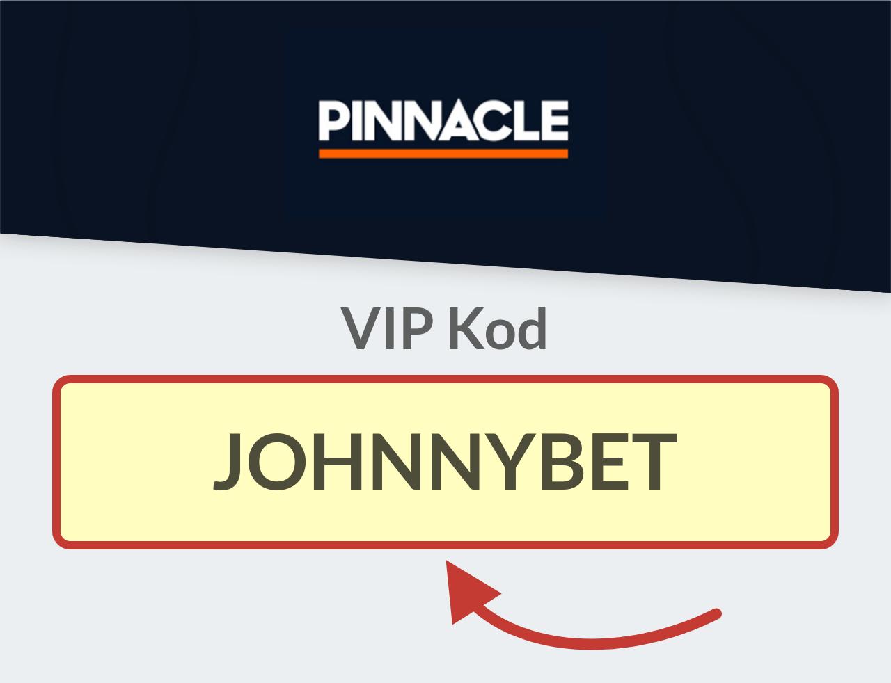 Pinnacle VIP Kod
