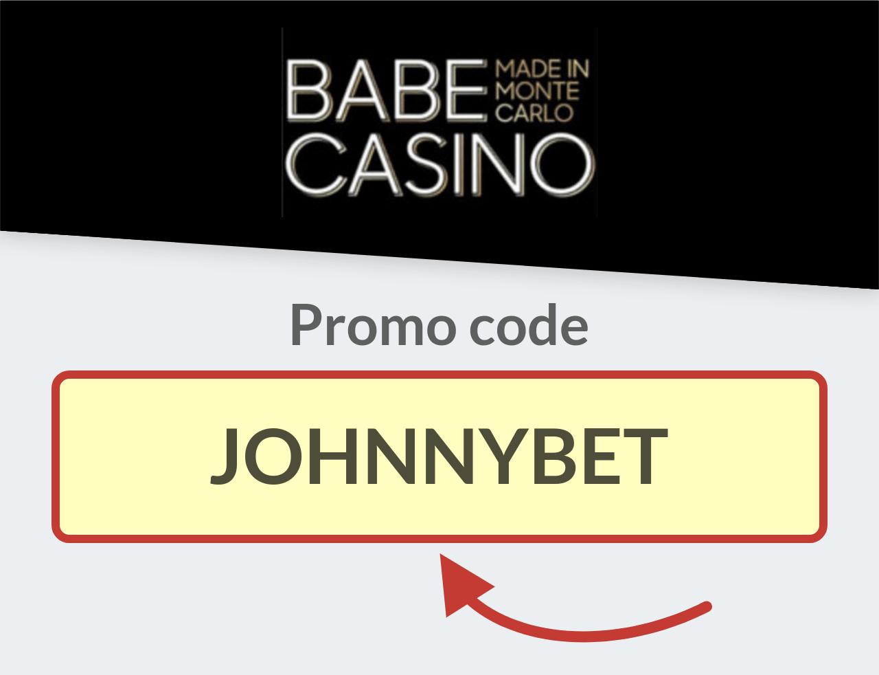 Babe Casino Promo Code