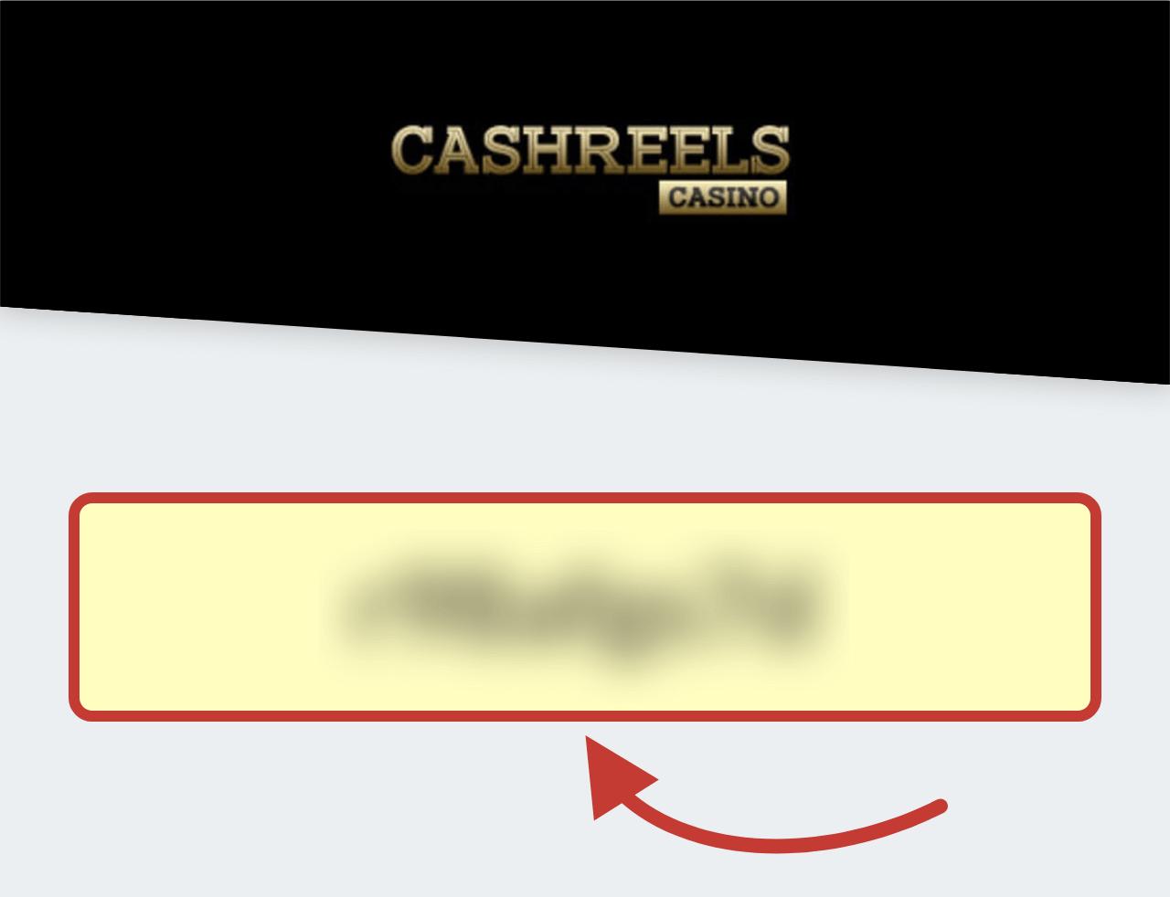 Cashreels Casino Bonus