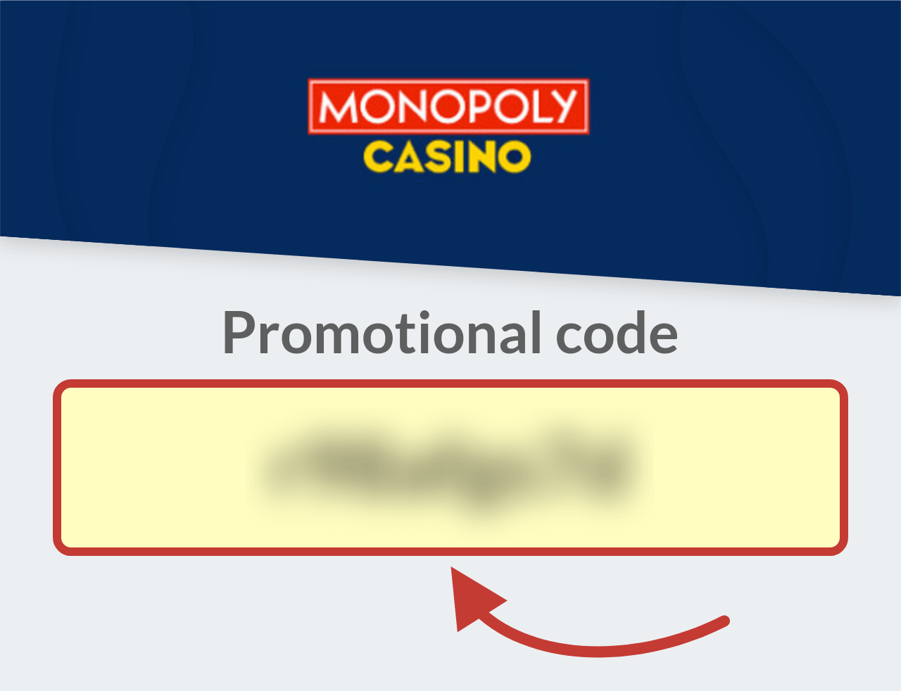 Monopoly Casino Promotional Code