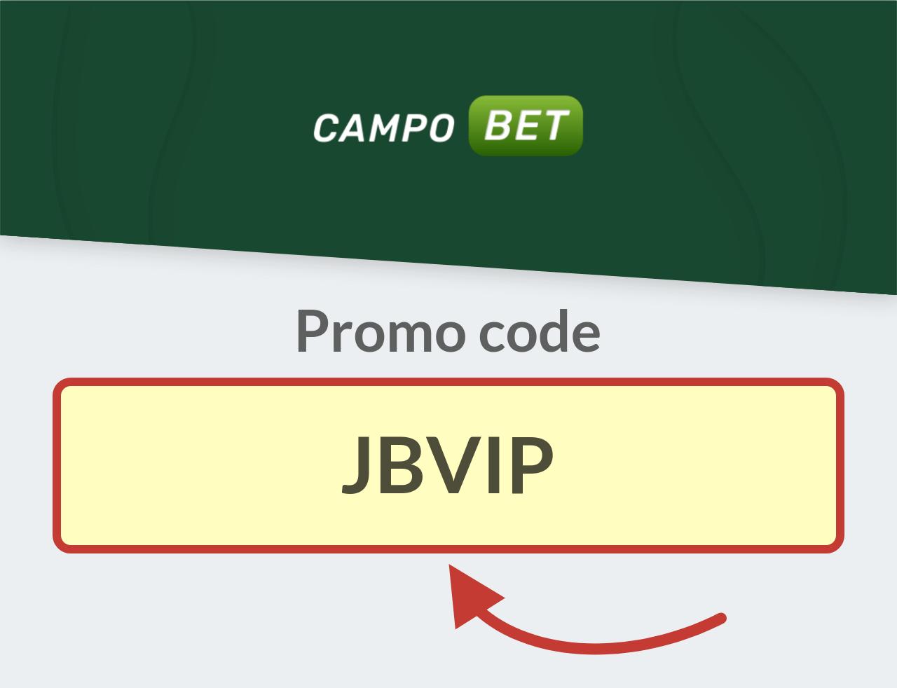 CampoBet Promo Code