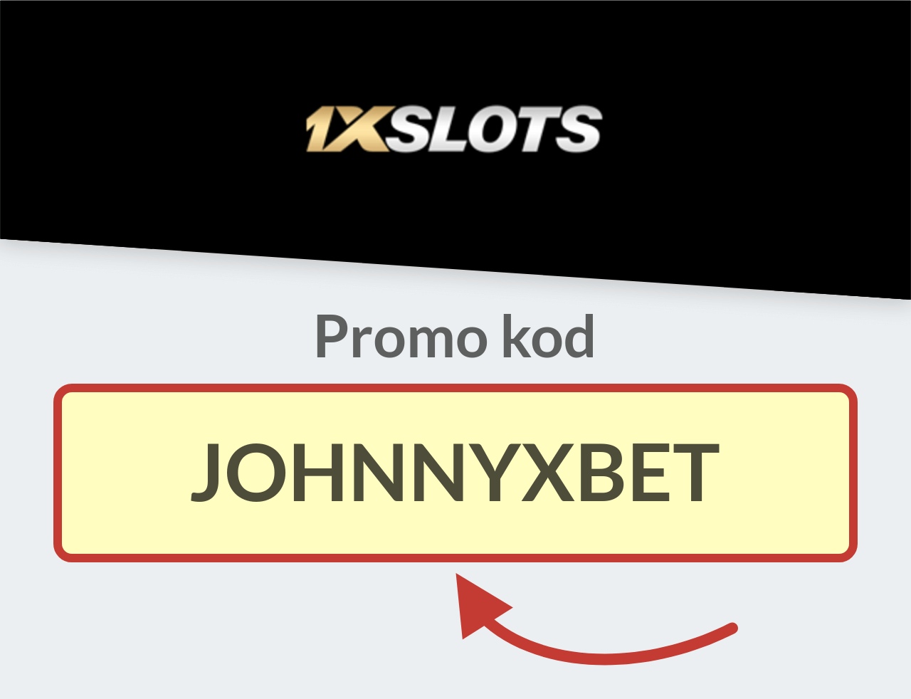 1XSLOTS Promo Kod