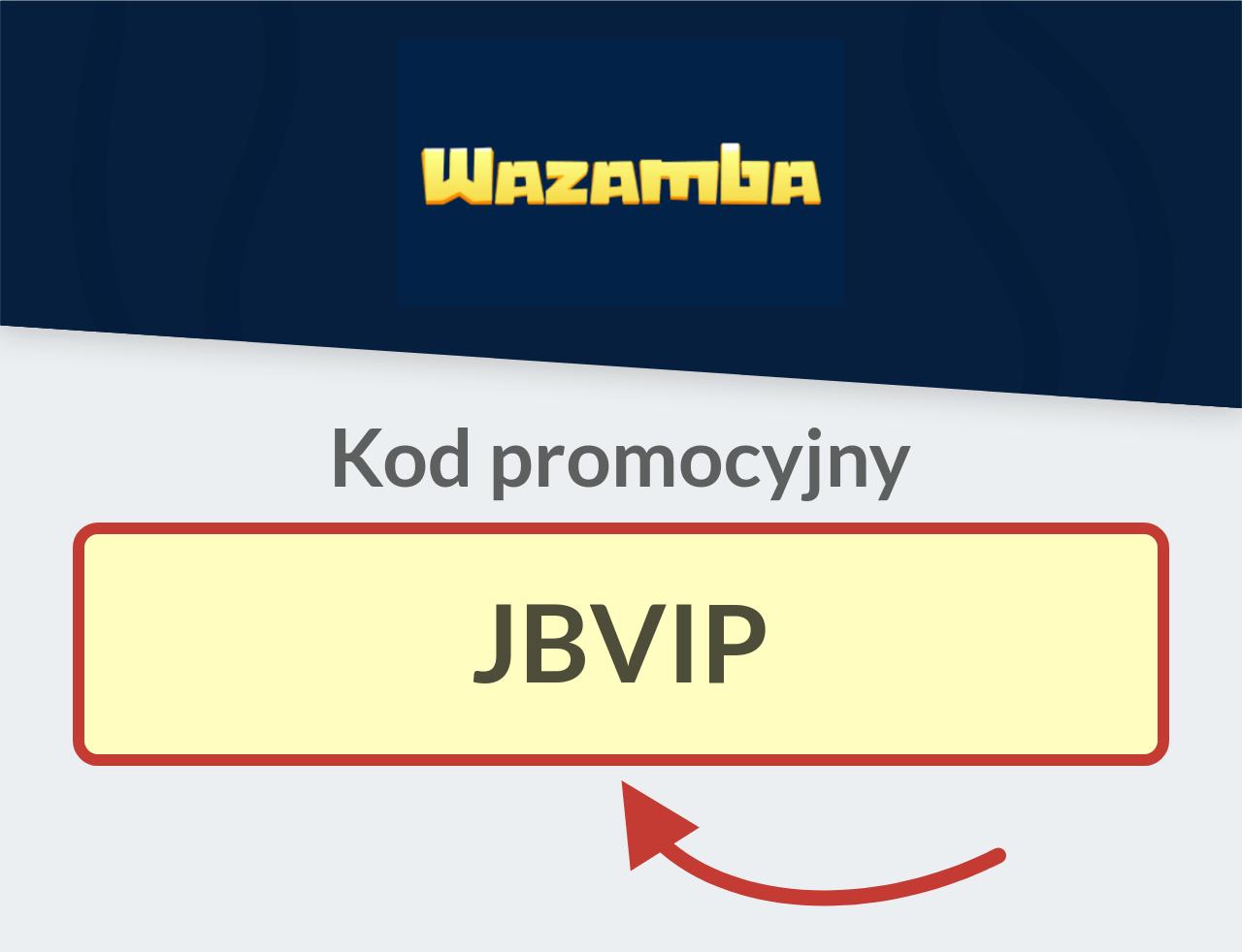 Wazamba Kod Promocyjny