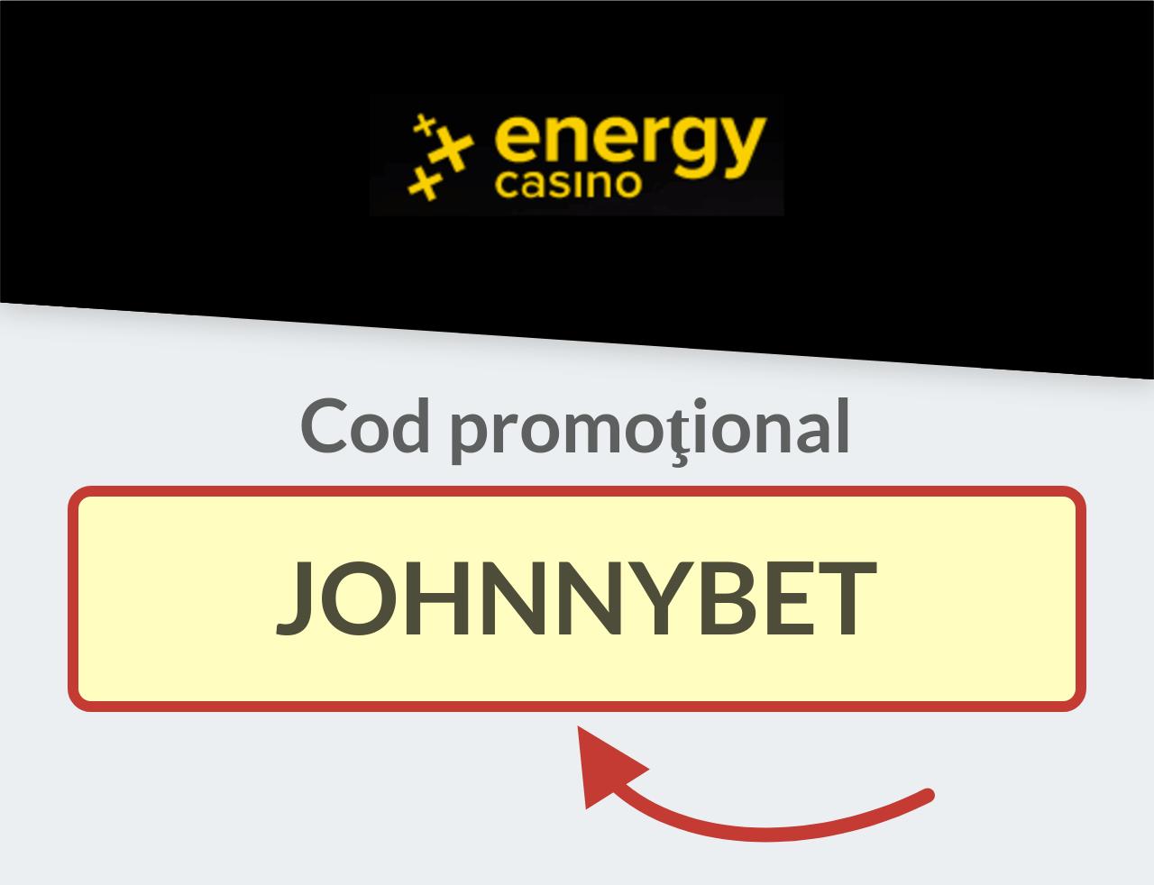 Energy Casino Cod Promoţional