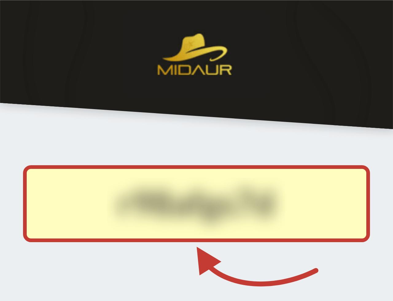 Midaur Casino Promo Code